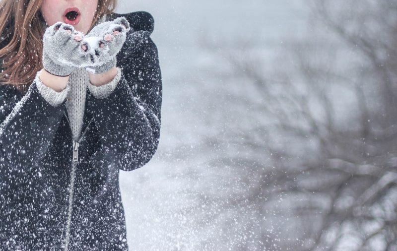 ochroń skórę przed zimą