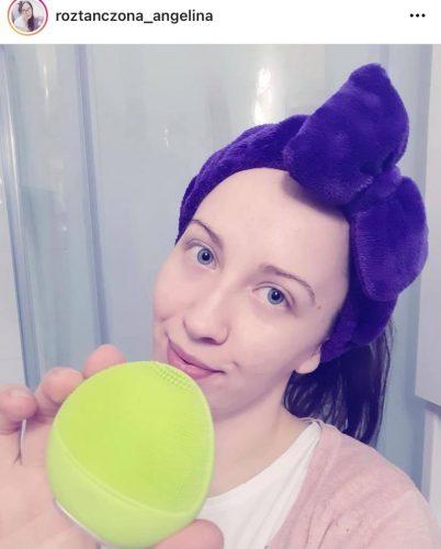 Kompaktowa szczoteczka soniczna do mycia twarzy B-Pure photo review
