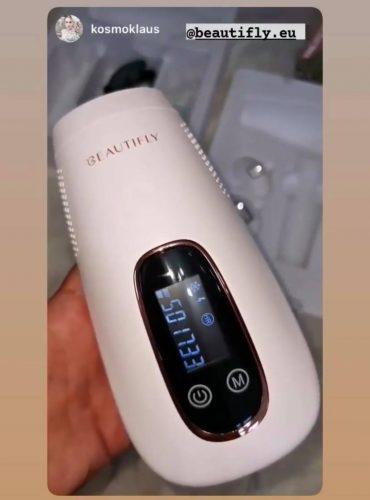 Depilator Laserowy IPL B-Shine ICE, depilacja, redukcja trądziku, rewitalizacja skóry photo review